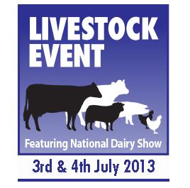 Livestock Event - Dairy Event 2013